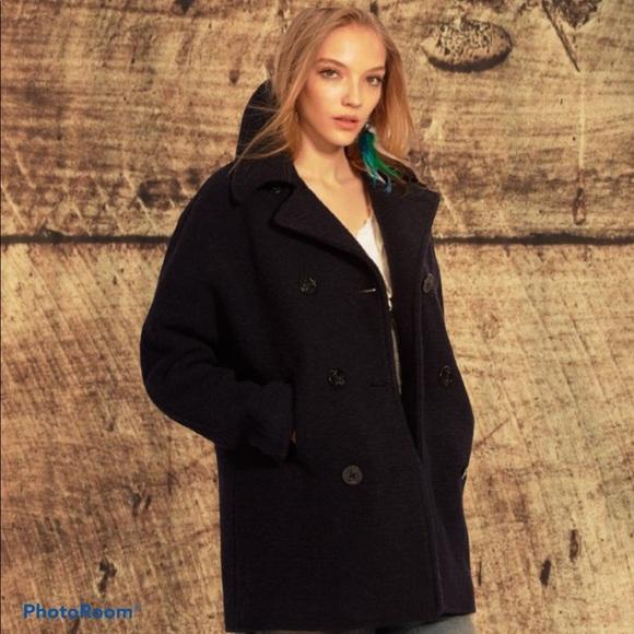 Ralph Lauren Winter Wool Coat